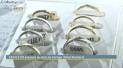 Grain d'Or: Exposant au Salon du Mariage 2019