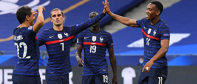 Les Matchs De L Equipe De France En Exclusivite Sur Viaatv