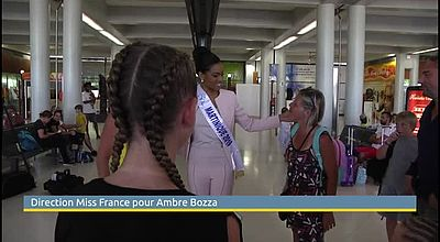 Direction Miss France pour Ambre Bozza