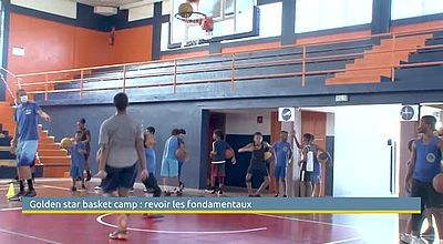 Golden Star Basket Camp: revoir les fondamentaux