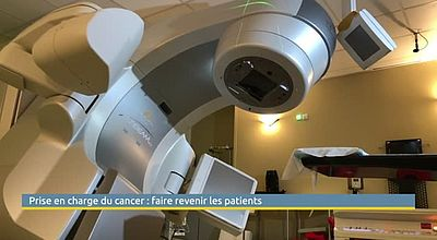 Prise en charge du cancer : faire revenir les patients