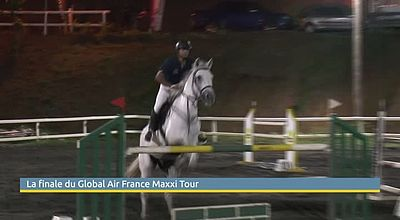Finale du Global Air France Maxxi Tour